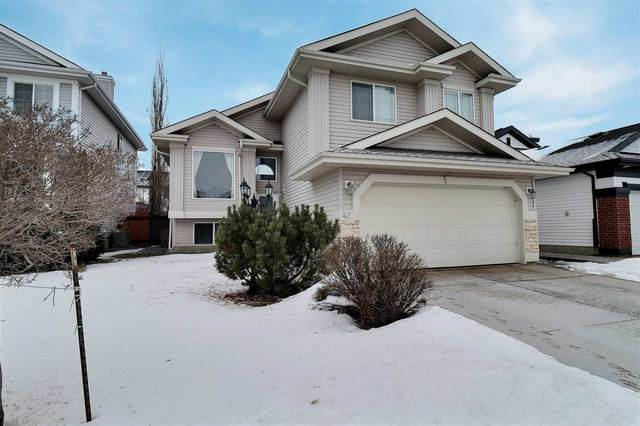 42 Delwood Place, St. Albert, AB T5S 0K9 (#E4226443) :: The Foundry Real Estate Company