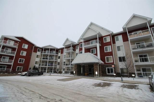 204 2203 44 Avenue, Edmonton, AB T6T 0T1 (#E4226447) :: The Foundry Real Estate Company