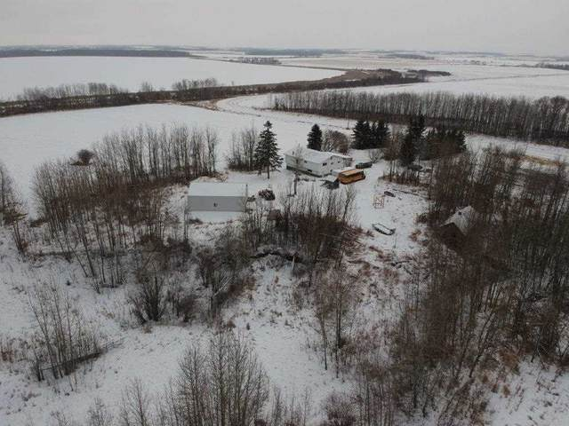 4106 Twp Rd 612, Rural Barrhead County, AB T0G 0G0 (#E4226452) :: The Foundry Real Estate Company