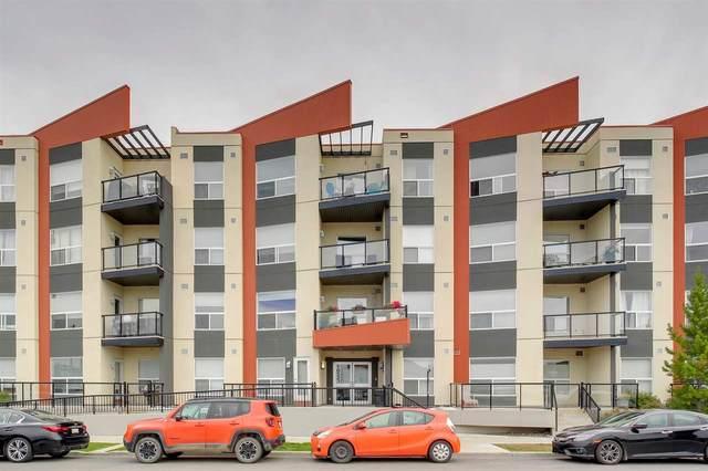 315 10523 123 Street, Edmonton, AB T5N 1N9 (#E4226461) :: The Foundry Real Estate Company