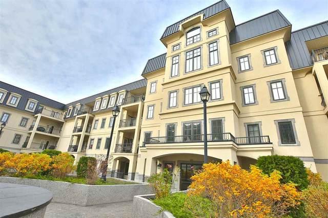 106 1406 Hodgson Way, Edmonton, AB T6R 3K1 (#E4226462) :: The Foundry Real Estate Company