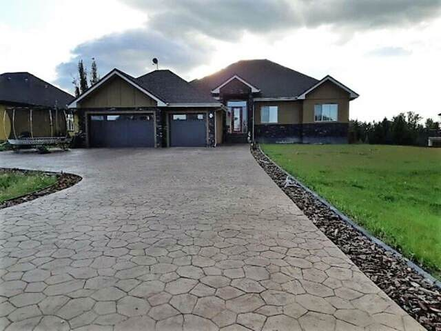 104 26116A Hwy 16, Rural Parkland County, AB T7Y 1A1 (#E4226491) :: RE/MAX River City