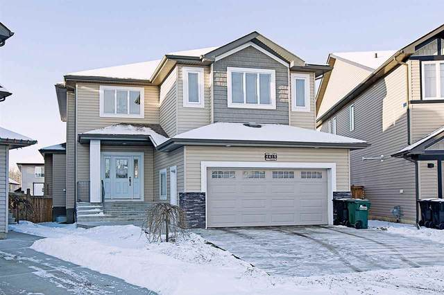 4419 Sunhaven Court, Sherwood Park, AB T8H 0R2 (#E4226499) :: The Foundry Real Estate Company