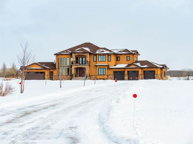 130 23434 TWP RD 505, Rural Leduc County, AB T4X 0S1 (#E4226507) :: The Foundry Real Estate Company