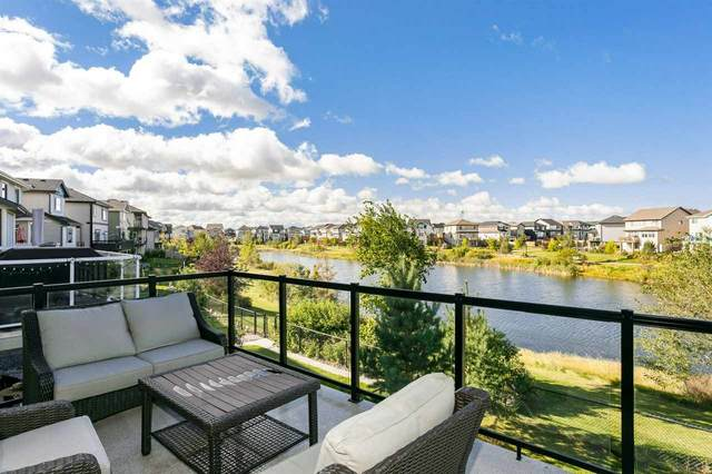 3303 Abbott Crescent, Edmonton, AB T6W 2M3 (#E4226519) :: RE/MAX River City
