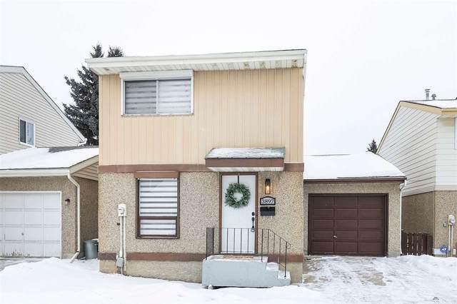 3897 85 Street, Edmonton, AB T6K 2L5 (#E4226542) :: RE/MAX River City