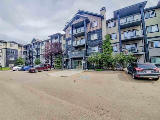 111 1204 156 Street, Edmonton, AB T6R 0R6 (#E4226543) :: RE/MAX River City