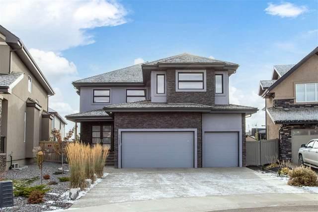 4411 Westcliff Close, Edmonton, AB T6W 2L2 (#E4226549) :: RE/MAX River City