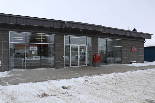 4822 Hankin St, Thorsby, AB T0C 2P0 (#E4226560) :: The Foundry Real Estate Company