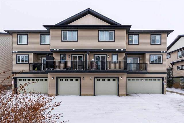 11 1776 Cunningham Way, Edmonton, AB T6W 2J5 (#E4226585) :: RE/MAX River City