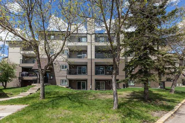 207 2504 40 Street, Edmonton, AB T6L 5L1 (#E4226697) :: RE/MAX River City