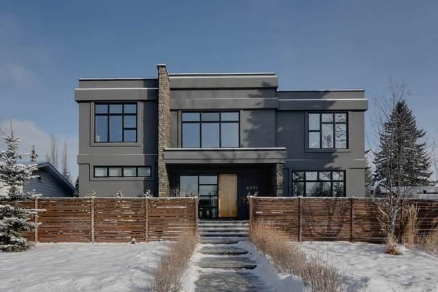 9019 138 Street, Edmonton, AB T6R 0E5 (#E4226791) :: RE/MAX River City