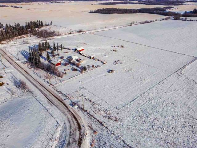 3 56227 HWY 33, Rural Lac Ste. Anne County, AB T0E 1A0 (#E4226802) :: RE/MAX River City
