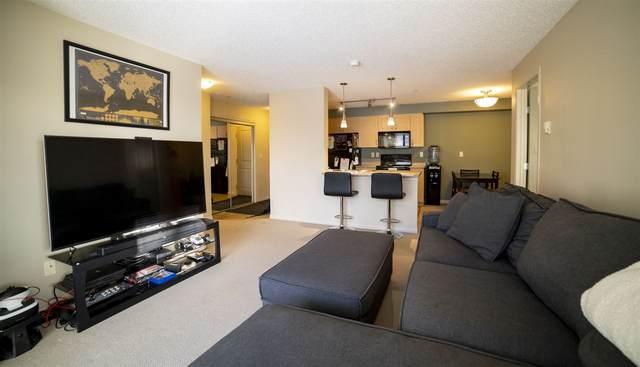 202 13907 136 Street, Edmonton, AB T6V 1Y5 (#E4226852) :: RE/MAX River City