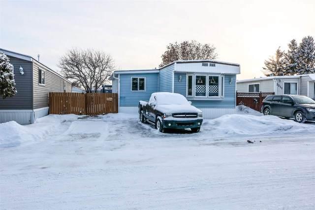 2313 West Port Close, Edmonton, AB T5S 1T7 (#E4226895) :: RE/MAX River City