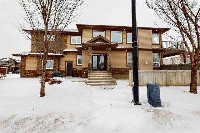 1254 Adamson Drive, Edmonton, AB T5H 0V5 (#E4226960) :: RE/MAX River City