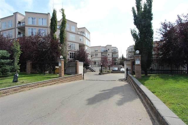 251 4827 104A Street, Edmonton, AB T6H 0R5 (#E4227007) :: Initia Real Estate