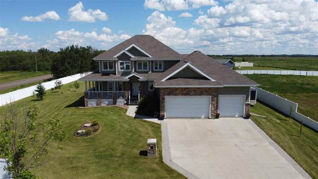 101 Northview Crescent, Rural Sturgeon County, AB T8T 0E4 (#E4227011) :: RE/MAX River City