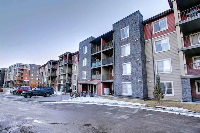 313 3315 James Mowatt Trail, Edmonton, AB T6W 3L9 (#E4227020) :: RE/MAX River City