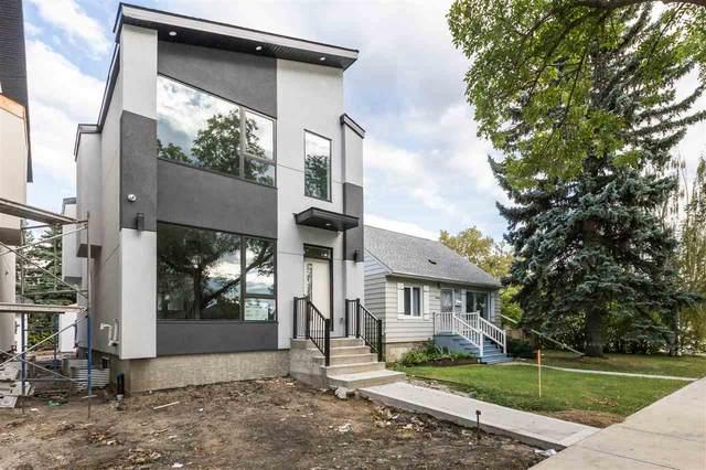 10957 138 Street, Edmonton, AB T5M 1P3 (#E4227091) :: RE/MAX River City