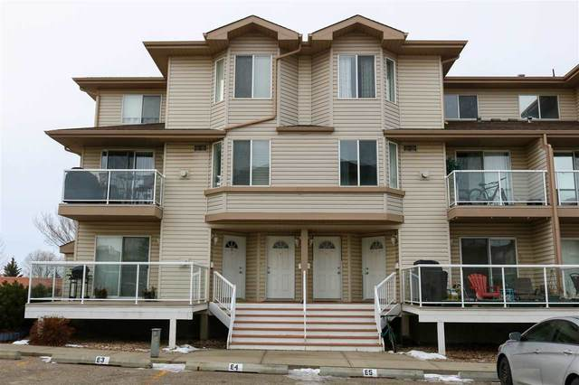 8 2505 42 Street, Edmonton, AB T6L 7G8 (#E4227113) :: RE/MAX River City