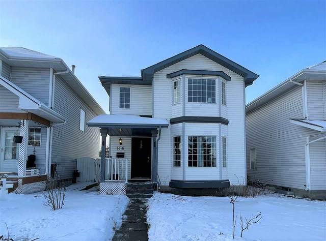 1416 Jefferys Crescent, Edmonton, AB T6L 6T4 (#E4227124) :: RE/MAX River City