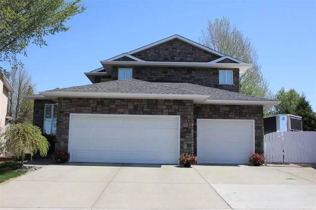 6 J.Brown Place, Leduc, AB T9E 6P9 (#E4227138) :: Initia Real Estate