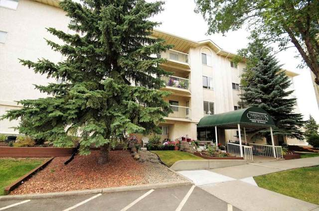 201 18020 95 Avenue, Edmonton, AB T5T 6B2 (#E4227197) :: RE/MAX River City