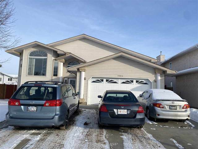 3664 31A Street, Edmonton, AB T6T 1H4 (#E4227306) :: RE/MAX River City
