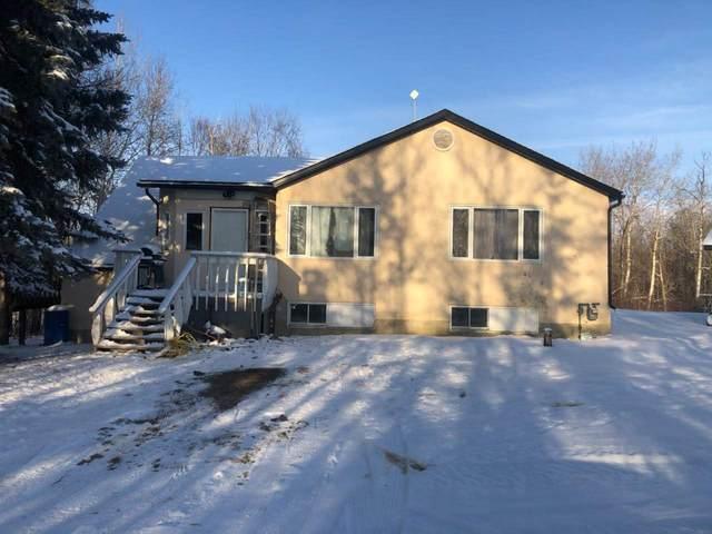 36 51308 Range Road 195, Rural Beaver County, AB T0B 4J0 (#E4227359) :: Initia Real Estate
