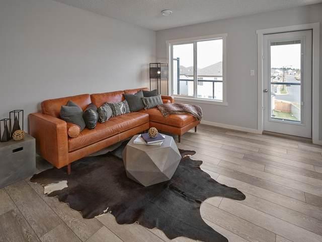 5 12815 Cumberland Road, Edmonton, AB T6V 0M2 (#E4227387) :: Initia Real Estate