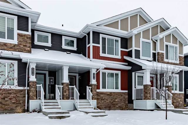 591 Ebbers Way, Edmonton, AB T5Y 1R8 (#E4227400) :: RE/MAX River City