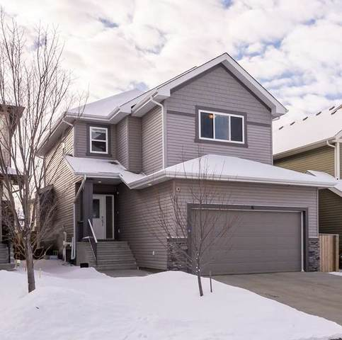 6 Summerstone Lane, Sherwood Park, AB T8H 0S9 (#E4227508) :: RE/MAX River City