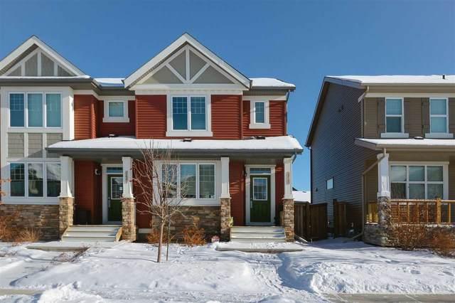 1213 162 Street, Edmonton, AB T6W 2L1 (#E4227562) :: RE/MAX River City