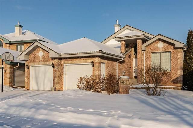 1084 Carter Crest Road, Edmonton, AB T6R 2N3 (#E4227692) :: RE/MAX River City