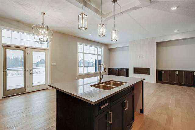 38 20425 93 Avenue, Edmonton, AB T5T 4K6 (#E4227694) :: Initia Real Estate