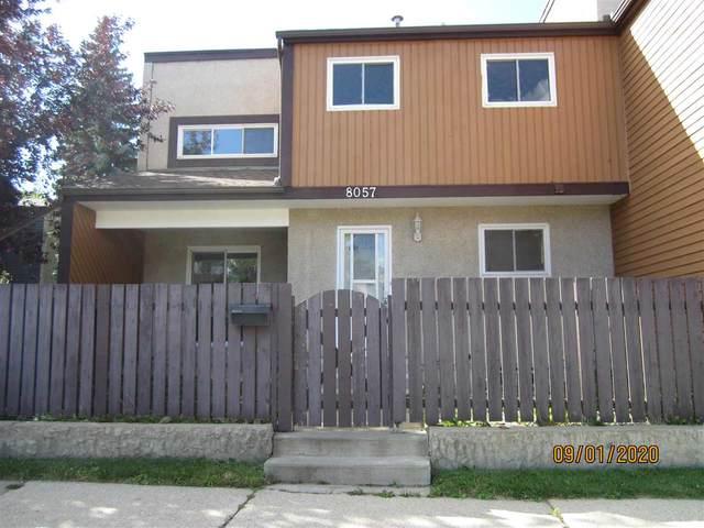 8057 27 Avenue NW, Edmonton, AB T6K 3C9 (#E4227704) :: RE/MAX River City