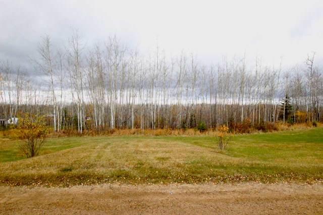 Lot 6 Boulder Creek, Rural Athabasca County, AB T0A 0M0 (#E4227769) :: RE/MAX River City