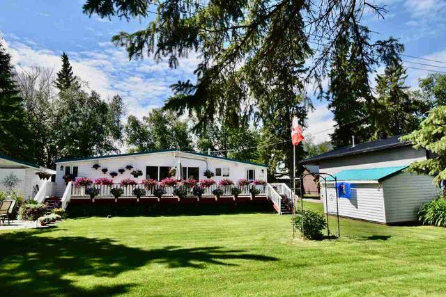 609 Lakeview Road Road, Rural Athabasca County, AB T0A 0M0 (#E4227774) :: RE/MAX River City
