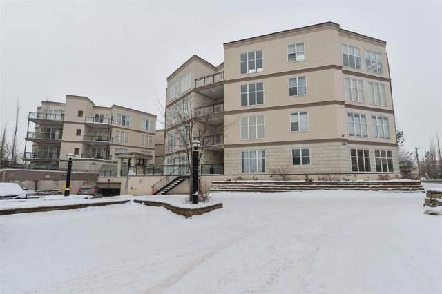 261 4823 104A Street, Edmonton, AB T6H 0R5 (#E4227809) :: Initia Real Estate