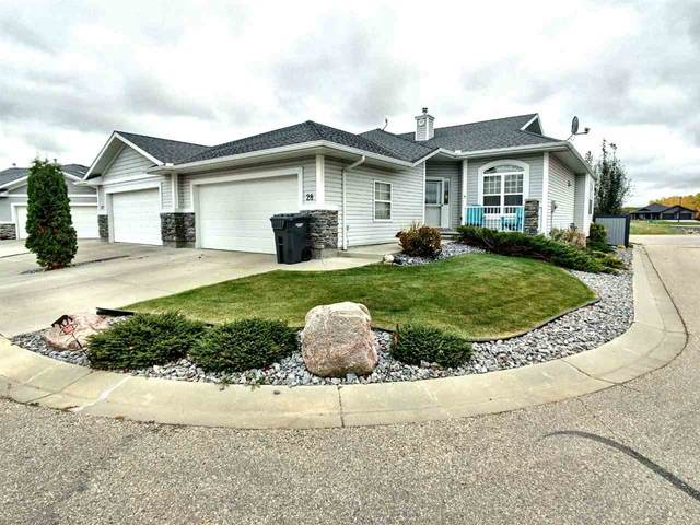 28 26116A  Hwy 16, Rural Parkland County, AB T7Y 1A1 (#E4227841) :: RE/MAX River City