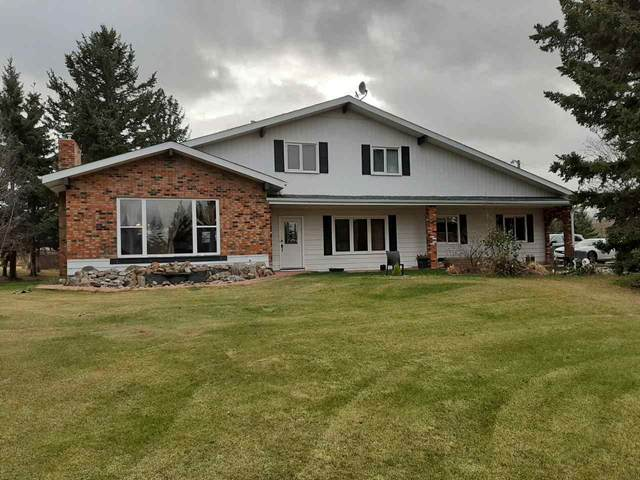 337 23109 TWP RD 514, Rural Strathcona County, AB T8B 1K9 (#E4227913) :: Initia Real Estate