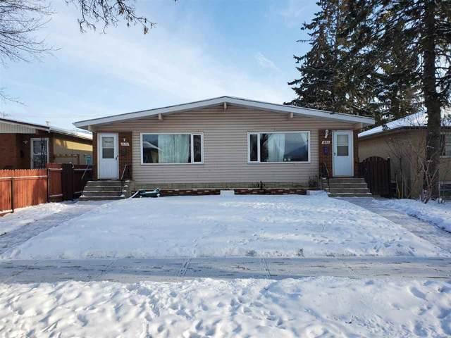 12211-12213 80 Street, Edmonton, AB T5B 2P4 (#E4228001) :: Initia Real Estate