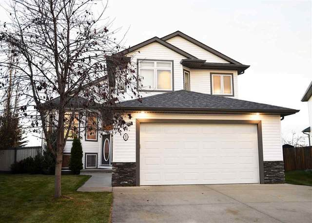 1 Deer Park Crescent, Spruce Grove, AB T7X 4M2 (#E4228029) :: RE/MAX River City