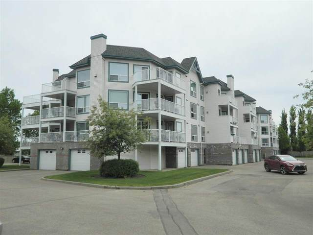 409 51 Eldorado Drive, St. Albert, AB T8N 7E3 (#E4228035) :: RE/MAX River City