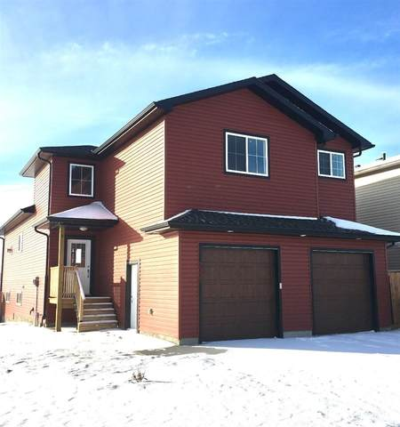 7007 49A Avenue, Camrose, AB T4V 5C6 (#E4228089) :: Initia Real Estate