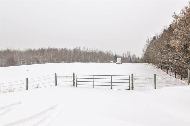 53 1316 Twp Rd 533, Rural Parkland County, AB T7Y 0G2 (#E4228141) :: RE/MAX River City