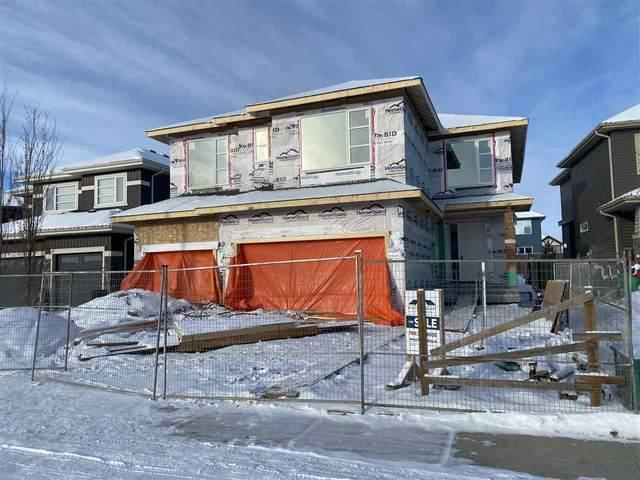 2427 Ashcraft Crescent, Edmonton, AB T6W 2M9 (#E4228146) :: RE/MAX River City