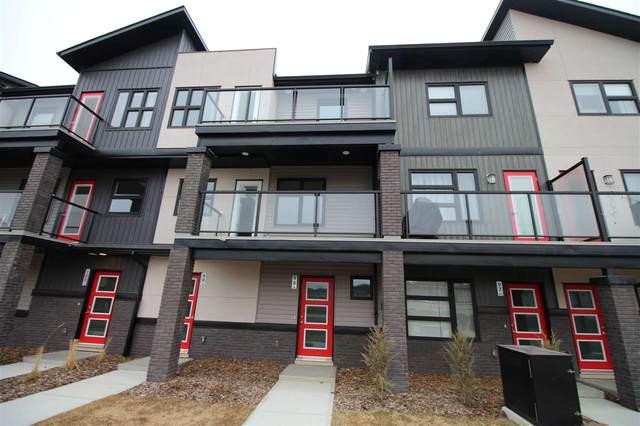 84 1203 163 Street, Edmonton, AB T6W 3X1 (#E4228192) :: RE/MAX River City