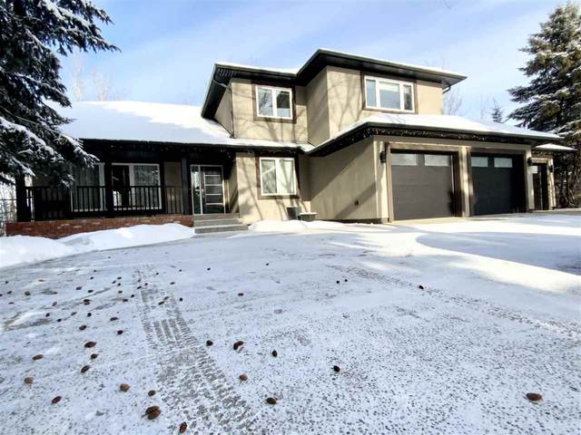 5 Highlands Place, Wetaskiwin, AB T9A 3G8 (#E4228223) :: The Foundry Real Estate Company